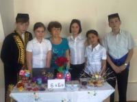 "Весёлая ярмарка (стенд 6 ""Б"" класса, апрель 2011)"