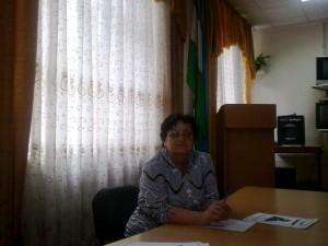 Татьяна Аркадьевна Кудашкина, судья КВН