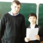 Сабатели Владимир, Гуламжонов Бекзод