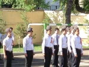 Почётный караул (9 мая 2012 года)
