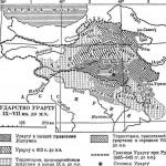 Государство Урарту в IX-VII вв до н. э.