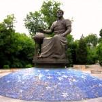 Мирзо Улугбек - Памятник в Ташкенте