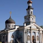 Успенский Кафедральный Собор. Ташкент