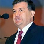 Шавкат Миромонович Мирзиеев - Премьер-Министр Узбекистана