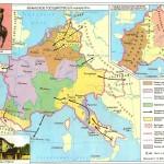 Франкское государство в V - начале IXвеков