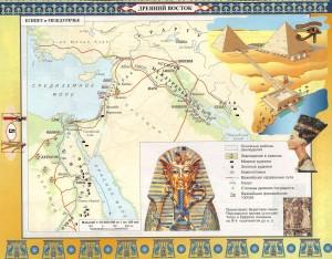 Египет и Междуречье