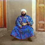 Алимхан (Эмир Бухарский)