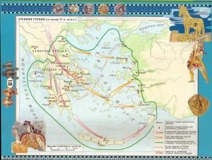 Древняя Греция (до конца IV в. до н.э.)