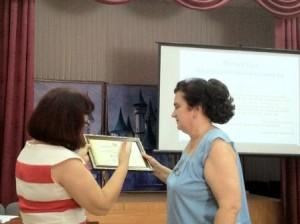 Соловьева Татьяна Дмитриевна - учитель физики