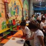 """Первый этаж музея """"Выставка для детей"""""""
