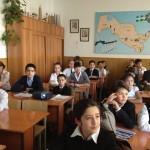Представители Клуба юных политологов