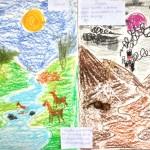 """""""Зеленая книга"""" Анастасии Коршуновой, 5 """"А"""" класс"""