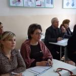 Посещение урока истории, школа №142. Районный семинар.