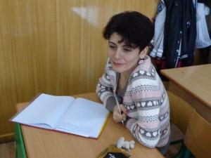 Регина Борисовна Симонянц
