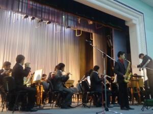 Исмаилов Бобур - саксофонист