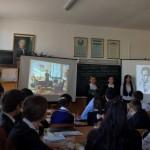 Учащиеся читают стихотворение А.С.Пушкина