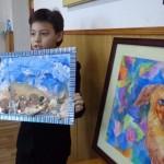 Саидамирхон Махмудов - начинающий художник
