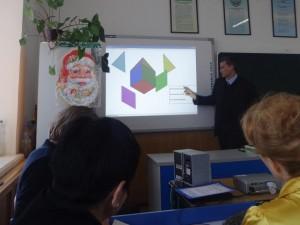 Алексей Витальевич Белянин - учитель черчения