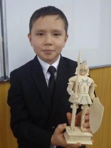 """Диер Тоиров (5 """"А"""") Средневековый рыцарь"""