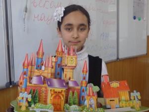 Жасмин Омонова (5 Г) Средневековый замок