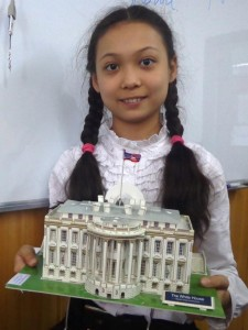Зарина Ташпулатова (5 А) The White House