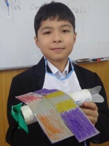 """Камрон Матьякубов (5 """"В"""") Изобретение воздушного транспорта"""
