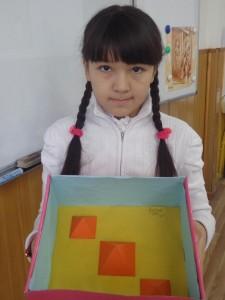 """Лазиза Закирова (5 """"В"""") Пирамиды. Египет"""