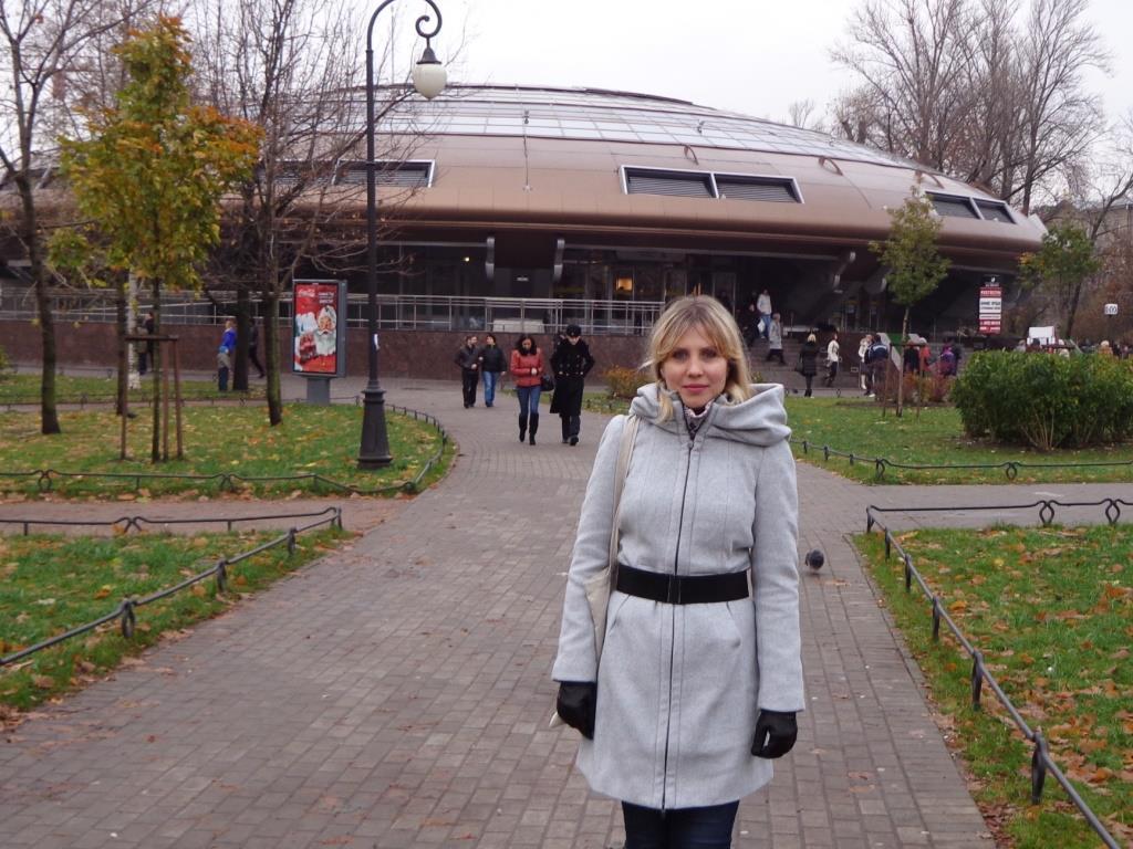 """Станция """"Горьковская"""" (метро)"""