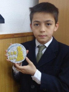 "Муродилла Рахматуллаев (5 ""Б"") Юбилейная монета Ташкента"