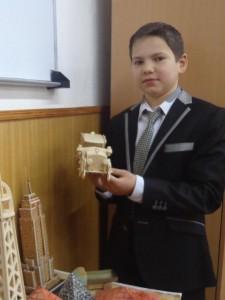 """Олег Даминов (5 """"Д"""") Автомобиль"""