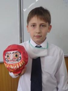 """Сергей Дрей (5 """"А"""") Японский Бог"""