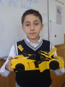 "Тигран Багирьян (5 ""Д"") Изобретение транспорта"