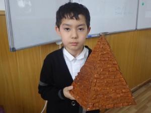 Умид Яшнаров (5 В) Пирамида. Египет