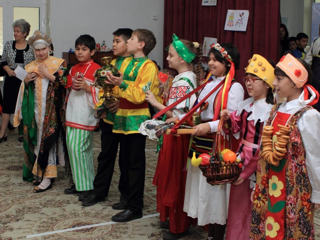 """Приглашение на русскую народную ярмарку, 5 """"А"""" класс"""