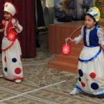 Танец дымковских игрушек