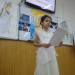 Сабина Суванова - рассказ о спортивных достижениях мамы