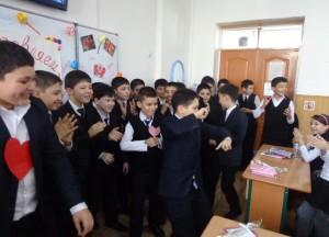 Танец для девочек