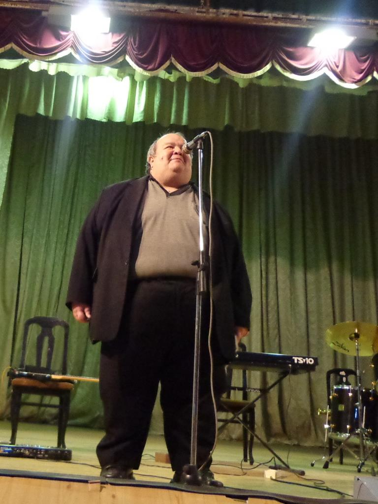 Алишер Икрамов - композитор