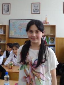 """Мумтоза Саиджанова (5 """"Г"""")"""