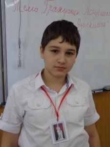 "Мунир Нассар (5 ""Д"") Награда ""Клио"""