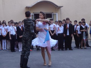 """Танец - """"Синий платочек"""""""