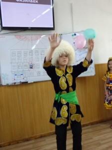 Фазилбек Шарифбаев - Хорезмский танец