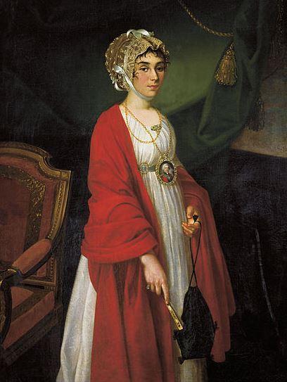 Праско́вья (Пара́ша) Ива́новна Ковалёва-Жемчуго́ва, графиня Шереме́тева[