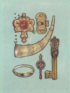 Изделия средневековых мастеров