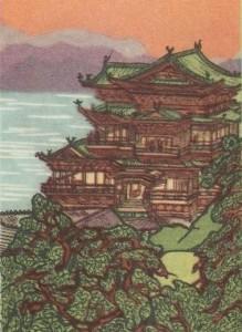 Китайский храм (XII в.)