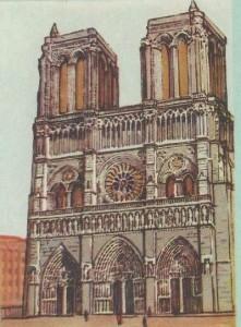 Храм готического стиля