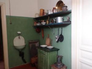 Кухня (левый угол)