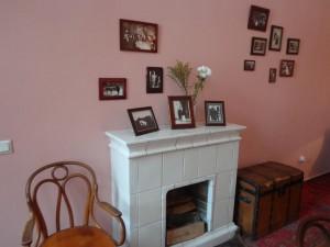 Убранство Розовой комнаты