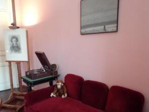 Розовая комната (Правая сторона)