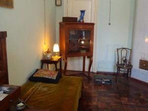 Комната Ахматовой. Кровать